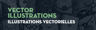 Vector Illustration - Illustrations vectorielles